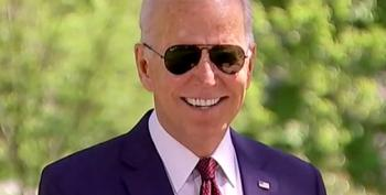 Biden Bombs NBC Reporter Over Stupid Mask Question