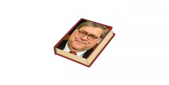 Oh Gawd William Barr Is Writing A Book