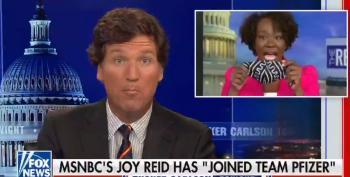 Tucker Carlson Loves Racially Smearing Joy Reid As 'Race Lady'