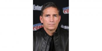Actor Jim Caviezel Promotes Crazy QAnon Conspiracy