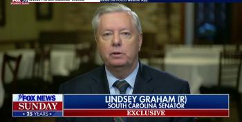 Lindsey Graham: America Can't Be Racist Because, Obama!