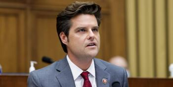 Gaetzgate Part VIII: House Ethics Committee Investigating Gaetz