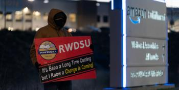 Amazon Plays Dirty To Defeat Alabama Union Campaign
