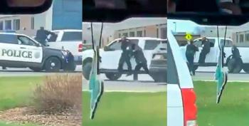White Man In MN Drags Cop, Lives To Tell The Tale