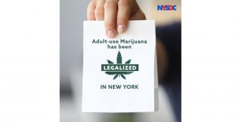 Legal Weed In New York Is 'Rooted In Economic Justice'