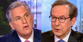 Wallace Makes McCarthy Squirm With 'Witness Tampering' Question