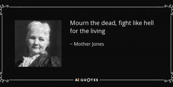 Today Is Workers' Memorial Day