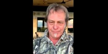 COVID Denier Ted Nugent Admits Getting COVID, 'I Thought I Was Dying'
