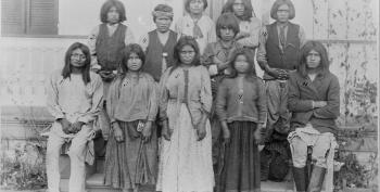 Native American History Not Taught In ND, Where They're Second-Largest Ethnicity