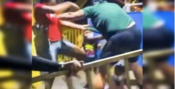 Florida Ferris Wheel Operator Gets A Beating After Assaulting Black Mom