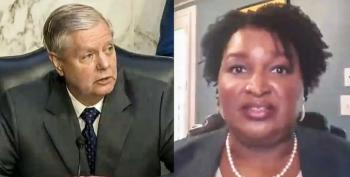 Stacey Abrams Buries Lindsey Graham At Voting Rights Hearing