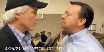 Lin Wood Threatens SC GOP Chair With Baseless Lindsey Graham Rumor