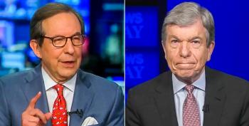 Chris Wallace Nails Roy Blunt For GOP Hypocrisy On Deficits