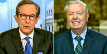Graham Slams Biden As A 'Very Destabilizing President'
