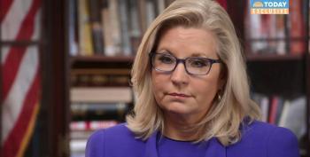 Liz Cheney On Trump's Threat To Primary Her: 'Bring It On'