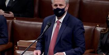 Kevin McCarthy Comes Out Against 1/6 Commission. What's He Hiding?