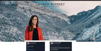 Group Auctioning Off Logo For Lauren Boebert's Gun-themed Restaurant
