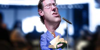 CNN Cancels Racist Rick Santorum