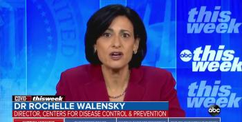 CDC's Walensky: 'This Is Not Permission For Widespread Removal Of Masks'