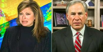 Greg Abbott Repeats Voter Fraud Lie To Support TX Voter Suppression