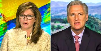 Kevin McCarthy Twists Knife In Liz Cheney's Back, Endorses Stefanik