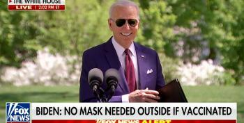 President Joe Biden Is Very Popular