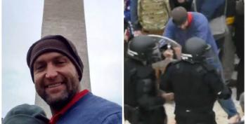 'F*ck All Of You!': Capitol Rioter Raises Hell At Hearing