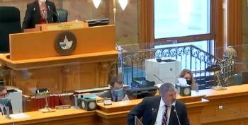Colorado State Rep Calls Another 'Buckwheat' During Session