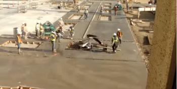 When Concrete Buffers Attack - Next On Fox