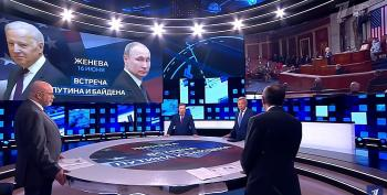 'All We Have Left Is Rand Paul': Russian State TV