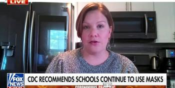 Of Course Anti-Mask School Nurse Gets Fox And Friends' Attention