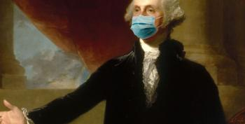 Cawthorn: 'The British Would Never Have Surrendered If George Washington Had Been Wearing A Mask'