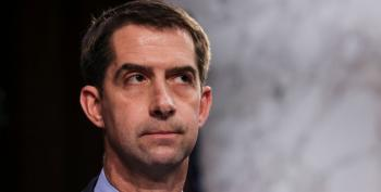 'Tehran Tom' Cotton Accuses The Associated Press Of Working With Hamas