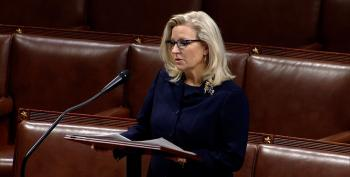 Liz Cheney Gives Defiant Speech Attacking 'Big Lie' On Eve Of Her Ouster