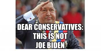 Wisconsin Reps Compare Biden To Hugo Chavez