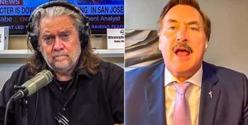 Mike Lindell Explodes After Ban From Republican Governors' Meeting