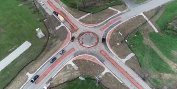 Kentucky Drivers Gobsmacked By Roundabout