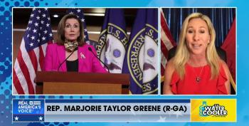 Marjorie Taylor Greene Compares House Mask Mandates To The Holocaust