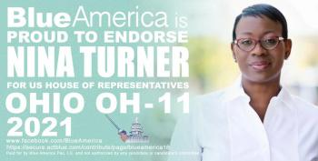 Blue America Supports Nina Turner For OH-11