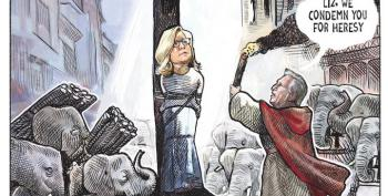 The Passion Of Liz Cheney