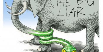 CARTOON: The Big Liar