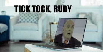 That 'Hunter Biden's Laptop' Smear Convicts Rudy On Child Porn
