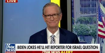 Fox News Flips Out Over Biden Joke