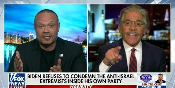 Fox 'Debate'?  Geraldo Screams At Bongino: 'You're A Punk!'