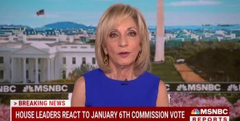 Andrea Mitchell: Kevin McCarthy's 'Cover-up' On Jan 6 Insurrection