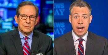 'It's A Big Lie': Chris Wallace Catches Rep. Jim Banks Refusing To Say Election Wasn't 'Stolen'