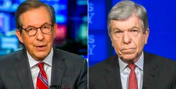 Wallace Grills Roy Blunt For Opposing Jan. 6 Commission