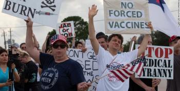 Houston Methodist Hospital Suspends Anti-Vaxxers