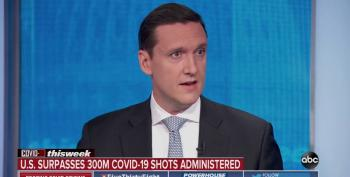 Tom Bossert Warns Of Third Wave In Unvaccinated Pockets Of The U.S.
