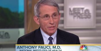 Attack On Dr. Fauci Turns Even Uglier As Don Jr. Jokes About Murder